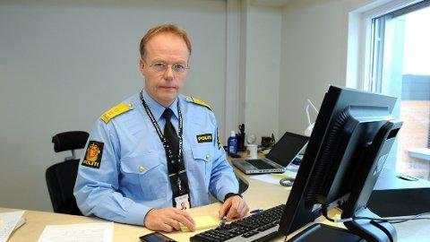 STRENG REAKSJON: Påtaleansvarlig i Innlandet politidistrikt, Johan Martin Welhaven, advarer folk mot å bryte karantenetiltakene.