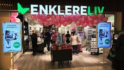 KONKURS: Butikkjeden Enklere Liv er gått konkurs.