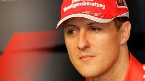 SKJERMET: Michael Schumacher har blitt skjermet fra omverden etter at han skadet seg stygt i en skiulykke.