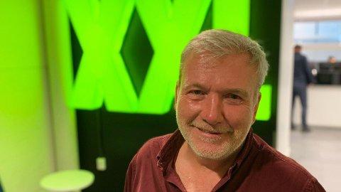 KAN SMILE: XXL-gründer Øyvind Tidemandsen kan smile etter å ha fått med seg bankene og garanti for 400 millioner i frisk egenkapital.