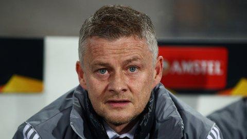 VETORETT: Ole Gunnar Solskjær skal ifølge Evening Standard ha gitt uttrykk for at kun vil hente spillere som lever opp til Manchester Uniteds høye standard.