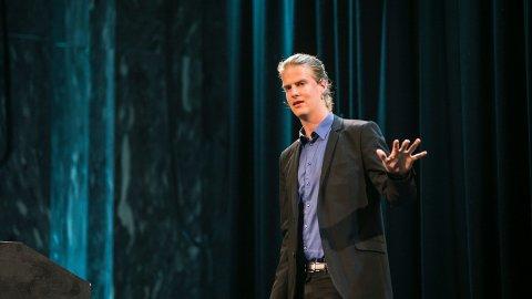 Torbjørn Bull Jenssen er CEO i Arcane Crypto og har fulgt kryptomarkedet tett i årsvis.