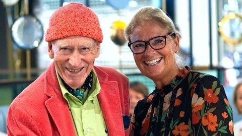 FRA LYKKELIGERE TIDER: Mette Gulsrud har drevet butikk på Olav Thon-eide Sandvika Storsenter siden Thon åpnet senteret i 1993.