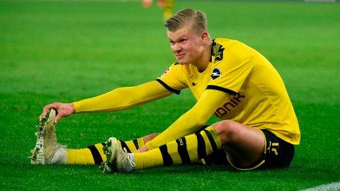 ANNEN GULFARGE?: Erling Braut Haaland kunne ha endt opp i Brøndby eller FC København.