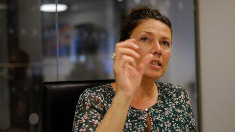 KRITISK: Stortingsrepresentant Heidi Nordby Lunde (H) kritiserer flere sider ved Stortingets økonomiske krisepakke.