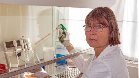 Immunolog: Anne Spurkland har fulgt korona-krisen tett.