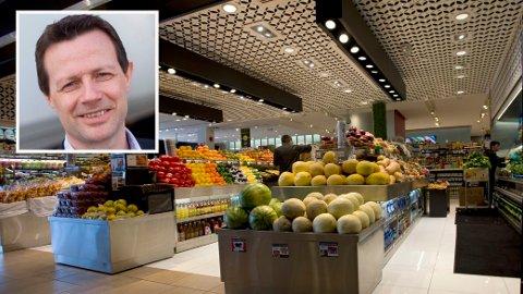 TJENER BRA: NorgesGruppens toppsjef Runar Hollevik tilhører lønnseliten i norsk næringsliv.