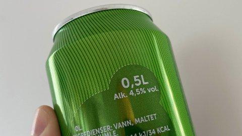 Temperaturen på ølet er alfa og omega for smaken. Men om du ikke vet hva den ideelle temperaturen er, får du et hint på boksen eller flaska: – Ta utgangspunkt i alkoholstyrken og server den på den temperaturen, avslører ølekspert Sammy Myklebust.