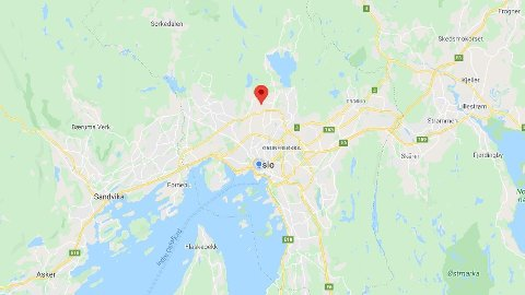 SAVNET: Gutten ble meldt savnet i området Sogn i Oslo.
