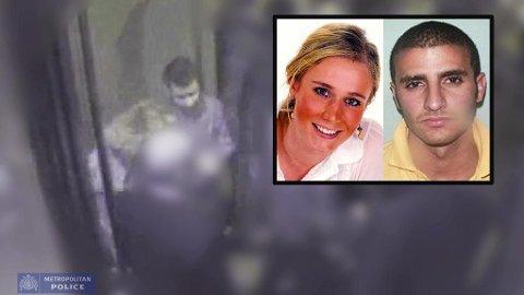 Scotland Yard har frigjort en overvåkingsvideo av Martine Vik Magnussen sammen med Farouk Abdulhak, som ble tatt idet de to forlater nattklubben Maddox på drapsnatten.