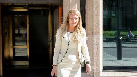 VIL HA SVAR: Leder av representantskapet i Norges Bank Julie Brodtkorb vil ha flere svar i Tangen-saken.