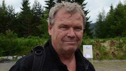 Per Roger Lauritzen var tidligere ansatt i DNT og er i dag redaktør for Naf veibok.