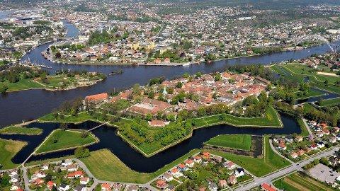 Fredrikstad er eneste av de 13 største kommunene i Norge hvor de ennå ikke har en millionvinner i Eurojackpot. Foto: Erik Hagen, Fredrikstad Blad