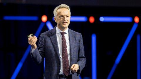 BETALER: NUPI dekker utgiftene for direktør Ulf Sverdrups deltakelse ved Nicolai Tangens seminar.