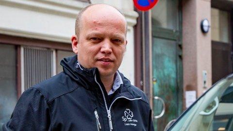 KUTT I LEDERLØNN: Etter forslag fra Senterpartiet, er toppolitikernes lønninger fryst inntil videre.