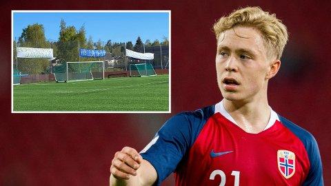 NYTT BANNER: Ola Brynhildsens overgang til Molde har satt sinnene i kok blant Stabæk-fansen.