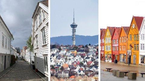 INVESTERING: Skal du kjøpe bolig i Stavanger, Trondheim eller Bergen, kan det være smart å tenke på hvor du kan gjøre en best mulig investering.