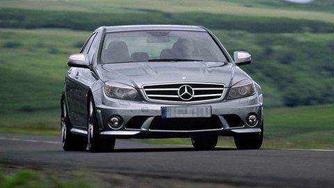 Det var i en lånt Mercedes C63 AMG 19-åringen råkjørte på motorveien i Ontario. Her ble han målt til hele 308 km/t. Illustrasjonsfoto