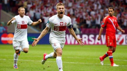 NASJONAL HELT: Jakub Blaszczykowski er polsk fotballs aller største stjerne.