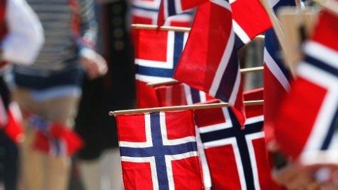 La 17. mai være barnas fest i år også, selv om barnetog og organiserte aktiviteter er avlyst. Foto: Terje Pedersen / NTB scanpix