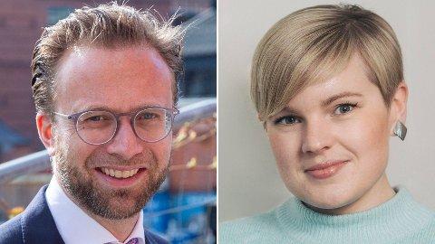 Nikolai Astrup (H) mener Stine Hjerpbakk i Manifest Tankesmie er for lite nyansert i sin kritikk av regjeringens korona-håndtering av norske kommuner.