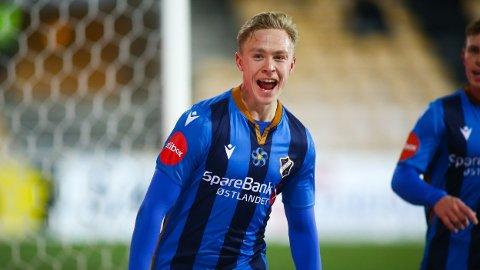 TIL ROSENES BY: Ola Brynhildsen signerer for Molde.