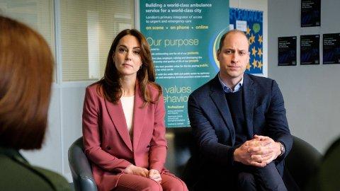 Det britiske kongehuset reagerer på en artikkel om hertuginne Kate.