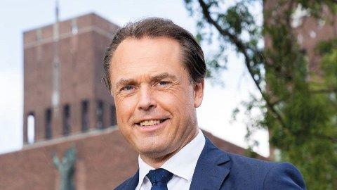NY SJEF: Kjetil Løset går fra TV 2 til Frp.