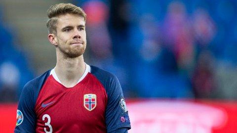 NY AGENT: Kristoffer Ajer har ikke Tore Pedersen som agent lenger.