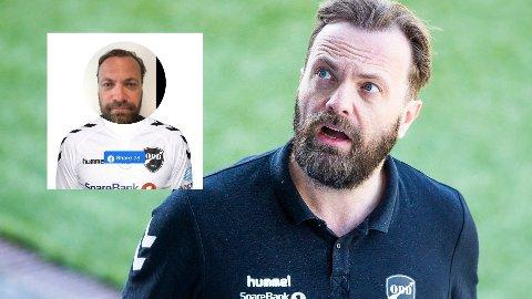 Daglig leder i Odds Ballklubb Einar Håndlykken forsøker å skape nye inntekter til klubben.