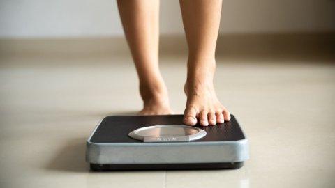 OPP IGJEN: Mange som har gått mye ned i vekt sliter med å holde vekta. Det er det flere forklaringer på.