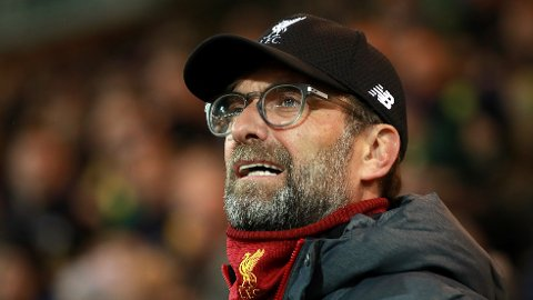 ROLIG SOMMER? Det varsler Liverpool-manager Jürgen Klopp.