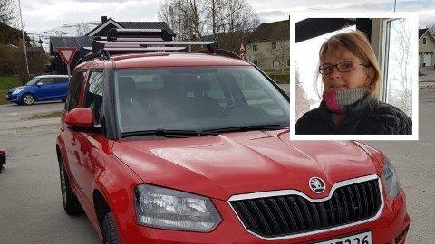 SVINDELFORSØK: Liv Dagrun Ørsleie ble utsatt for svindelforsøk da hun skulle selge bilen sin på Finn.no.