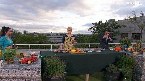 REAKSJONER: NRK-programmet «Festen etter fasten» vakte store reaksjoner i etter kant, både positive og negative.