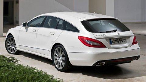 Mercedes vakte stor oppsikt da de lanserte luksusbilen CLS Shooting Brake i 2012. Nå er ikke bilen lenger i produksjon – og du må dermed på bruktmarkedet for å sikre deg et eksemplar.