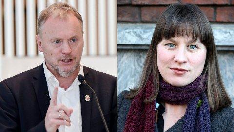 - Regjeringen må sikre at det gir høyere økonomisk uttelling å kombinere uføretrygd og arbeid, enn bare å være på uføretrygd, skriver de to profilerte Oslo-politikerne, Raymond Johansen og Rina Mariann Hansen, i denne kommentaren.