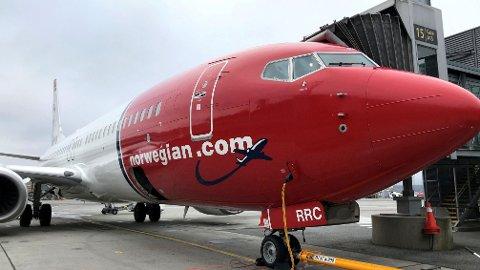 FLERE RUTER: Norwegian åpner flere reiseruter i Norge og Europa i sommer.