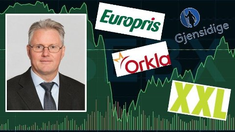 DEFENSIV: Leif Eriksrød er leder for aksjer i kapitalforvalteren Alfred Berg. Han anbefaler trygge aksjer som Europris, Orkla og Gjensidige fremover, men tror ikke at XXLs vekst kommer til å stoppe med det første heller.