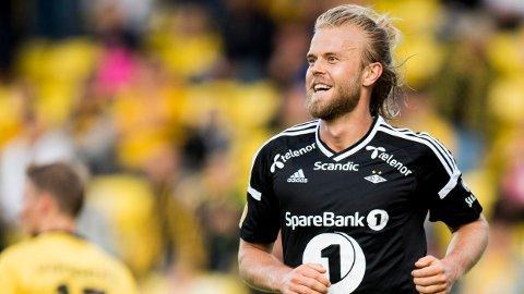 Den tidligere Rosenborg-spilleren Christian Gytkjær har suksess i Polen.