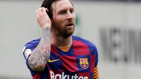 Vi tror Lionel Messi og hans lagkamerater i Barcelona reiser seg igjen i kveldens kamp mot Atletico Madrid på hjemmebane.
