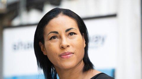 KLAR FOR STEVNE: Cecilia Brækhus skal tilbake i ringen i august.