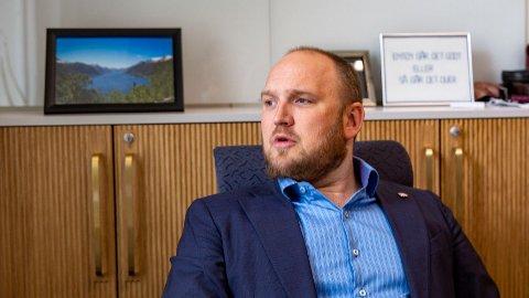 Jon Georg Dale tar ikke gjenvalg til Stortinget.