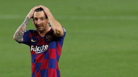 KONTINUITETSBÆRER: Lionel Messi har båret Barcelona på sine skuldre i en årrekke.