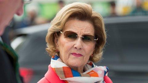 BURSDAG: Dronning Sonja har bursdag 4. juli.