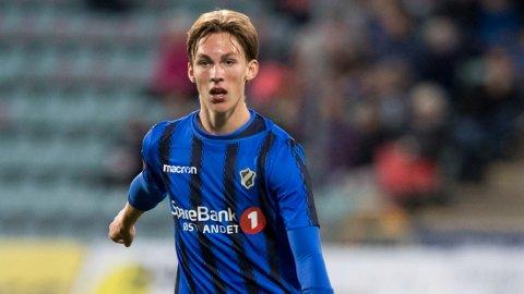 Kristoffer Askildsen tok steget fra Stabæk til Serie A i vinter.