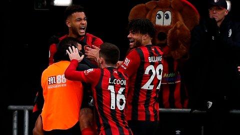Joshua King og Bournemouth må ha tre poeng hjemme mot Leicester søndag kveld, for å holde liv i håpet om en ny sesong i Premier League.