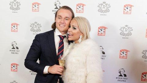 Linni Meister og Niklas Tangen Klein har brutt forlovelsen.