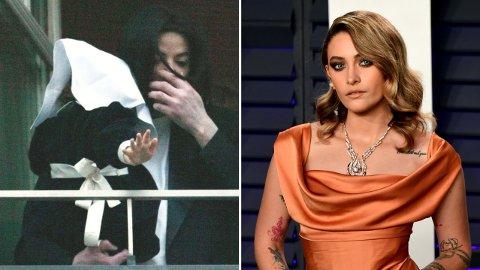 Som barn ble Paris Jackson dekket til av faren Michael Jackson. Nå forteller hun hvorfor.