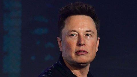 HACKET: Tesla-gründer Elon Musk skal være blant kjendisene som er utsatt for et hackerangrep onsdag kveld.