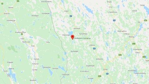 FUNNET: De to barna som var meldt savnet ved Kindsjön i Värmland er nå funnet.